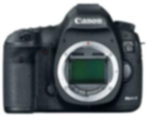 Hire Canon 5D mk3