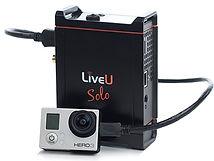 Hire LiveU streaming units
