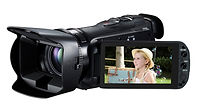 Hire Canon HFG camcorders