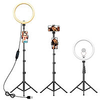 Hire LED Ring Light - Rent LED lights for iphone self shooting kits