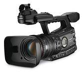 Canon XF300 camera video hire