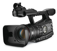 Canon XF300 camera video hire
