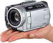 Rent Video camcorders in London