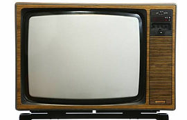 Rent Old television 1960's TV hire