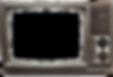 Rent old vintage TV