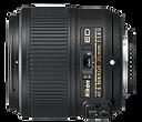 Hire Nikon 35mm lens