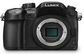 Lumix GH4 camera hire