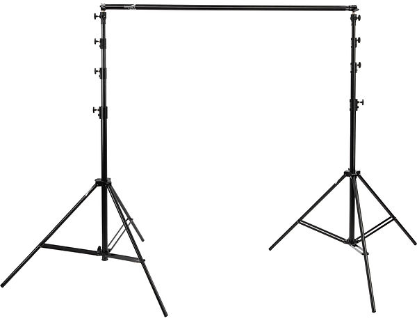 Chromakey background rail hire in London