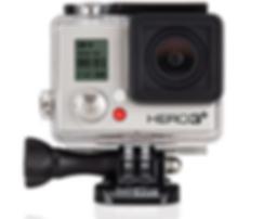 Hire GoPro camera