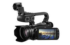 Hire Canon XA 10 camcorder