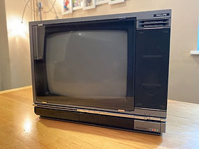 Vintage Retro TV Rental
