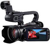 Hire Canon XA 10 camera