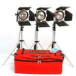 Redhead 800W Light hire