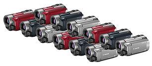 Company and corporate video camera hire