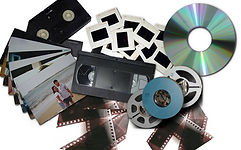 Video transfer to DVD and file format service