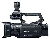 4k Canon Camcorder hire