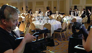 Company Awards and Conference filming services