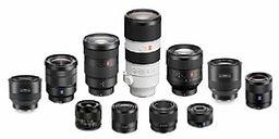 Hire Canon, Nikon, Lumix, Sony lenses
