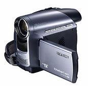 Rent Mini DV camcorder