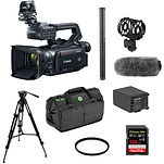 4k Camera Kit, Audio and Lighting kits to hire
