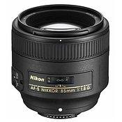 Hire Nikon 85mm lens