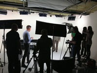 Promotional video filming service