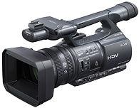Hire Mini DV camera hire.  Vintage camera ren