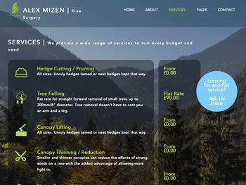 Alex Mizen Landscaping