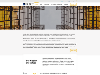 Infinity Financial Services
