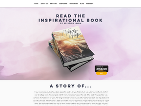 Voices of Hope - The Book