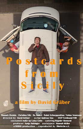 POSTALES DE SICILIA,David Gräber                                                                                                        ,TheQueerFilmFestival