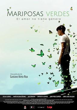 Mariposas-verdes-Poster-Empeliculados.co