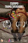 CUERPO TRANS(VERSADO), Salomé Lozano                                                                                     ,The Queer Film Festival Playa del Carmen