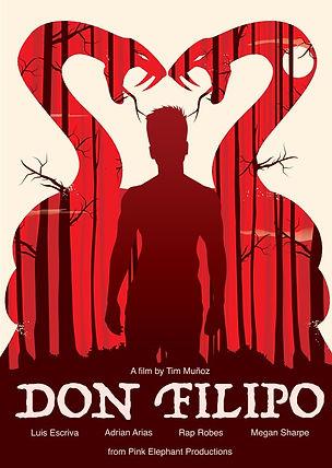 DON FILIPO, Tim Munoz ,TheQueerFilFestival