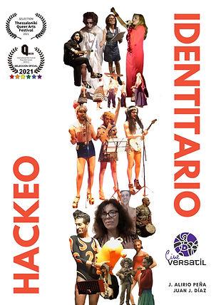 HACKEO IDENTITARIO, J. Alirio Peña y Juan J. Díaz                                                                ,The Queer Film Festival Playa del Carmen