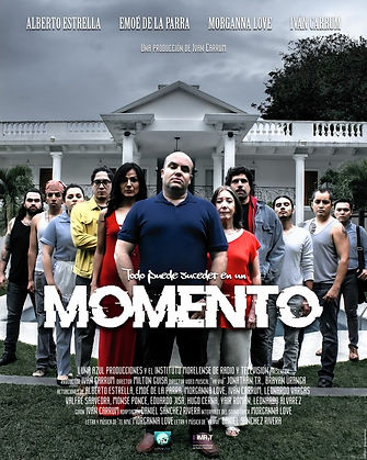 MOMENTO, Milton Guisa,The Queer Film Festival Playa del Carmen