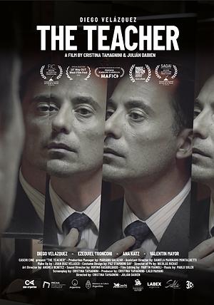 EL MAESTRO, Cristina Tamagnini,Julián Dabien  ,The Queer Film Festival Playa del Carmen