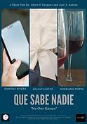 QUE SABE NADIE , Abner E. Vázquez, José A. Santos                                                                                                                                                                       ,The Queer Film Festival Playa del Carmen