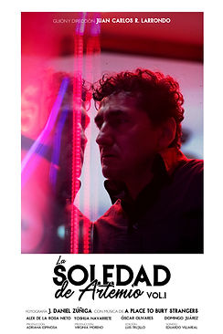 Poster la soledad de Artemio vol.1 .jpg