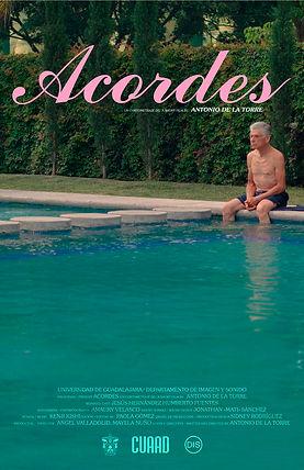 ACORDES, Antonio De la Torre                                                                                                               ,The Queer Film Festival Playa del Carmen