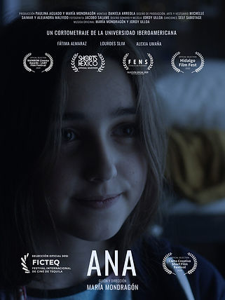 ANA, Maria Mondrago,The Queer Film Festival Playa del Carmen