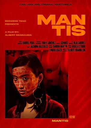 MANTIS, Albert Grabuleda ,The Queer Film Festival Playa del Carmen