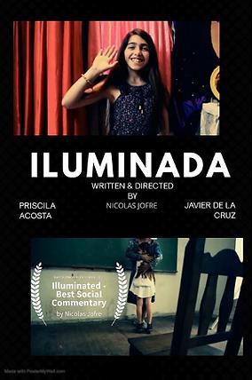ILUMINADA, Nicolas jofre &  ian McQueen                                                                                                          ,The Queer Film Festival Playa del Carmen