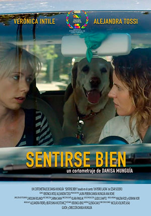 SENTIRSE BIEN , Danisa Munguia ,The Queer Film Festival Playa del Carmen