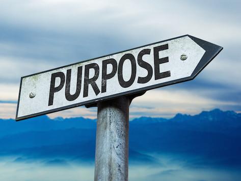 O que é propósito