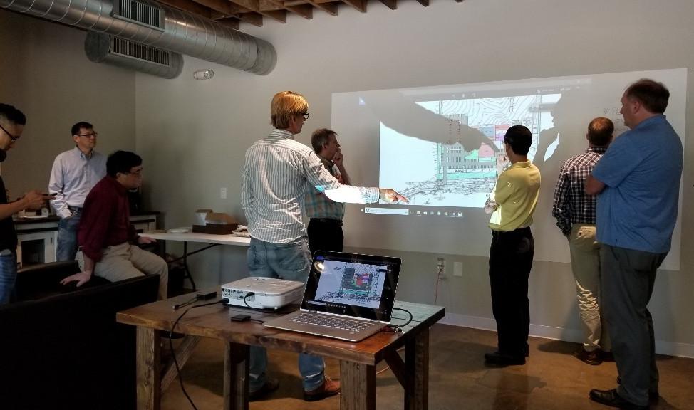 2018.05.09. Planning Meeting@Ecclesia