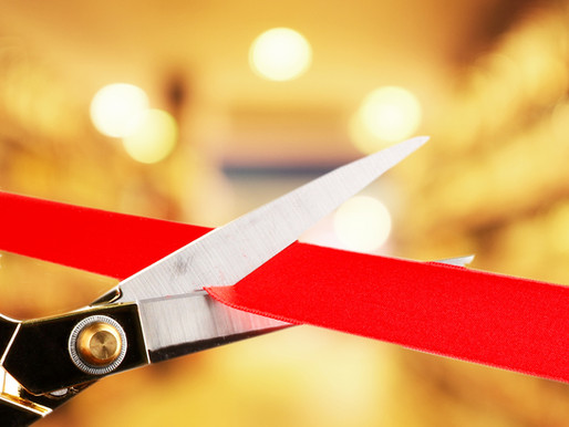 Dot Drives Ribbon Cutting Ceremony - December 4th 2020