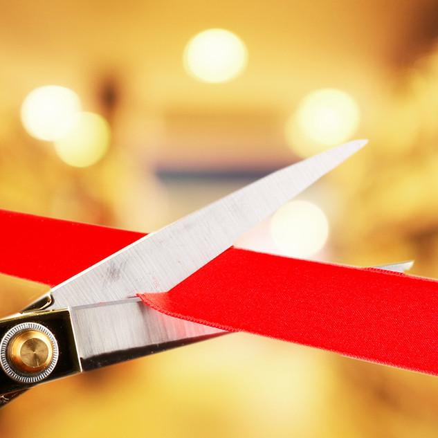 Ribbon Cutting