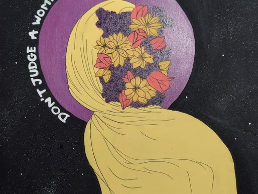 "Ace's Art Exhibition: Huda Jesri's ""Beauty"""