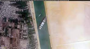 Canal Crisis: Impacts of the Suez Blockage